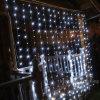 Luz da cortina do diodo emissor de luz para a decoração Home do indicador do pátio do jardim