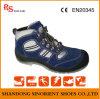 Zapatos de seguridad plásticos de la pista del trabajo del casquillo de la punta RS706