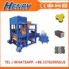 Hydraulischer konkreter hohler Block Qt4-20 Cabro Ziegelstein-Block, der Maschine für Verkauf in Philippinen herstellt