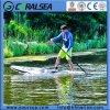PVC/EVA de materiële Opblaasbare Surfplank van de Tribune van de Steek van de Daling omhoog (Magische (BW) 8 ' 5 )
