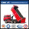 F-Tipo de FAW/JAC/Foton/HOWO/Shacman/Beiben/Iveco 6*4 que levanta derrubando o caminhão com preço do competidor