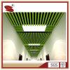 Потолок оптовой домашней аттестации ISO украшения алюминиевый линейный