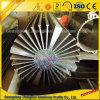 6063 6061 T5 T6 관례는 알루미늄 밀어남 LED 열 싱크 내밀었다
