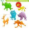 Le modèle animal de jouets collants en gros de la nouveauté TPR badine des faveurs d'usager