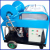 Quitar la pintura de óxido de chorro de agua de alta presión de agua más limpia Blaster