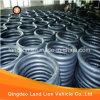중국 최신 판매 4.00-8 부틸 고무 기관자전차 내부 관