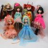 (YW-XJ1607) DBS Toys оптом кукла девушки платья вечера винила 10 дюймов Fairy