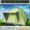 3-4 barraca de acampamento de viagem da abóbada do piquenique da única camada da pessoa