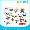 Los ladrillos de interior Zona de juegos juguete niño juguete bloques de plástico (FQ-6068)