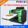 Maglietta di formato A3 che rende la stampante di Digitahi della strumentazione direttamente alla stampatrice dell'indumento