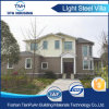 Edificio de marco de dos pisos de la estructura de acero para la casa de Residental