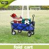 Chariot à outils pliante à main lourd à usage professionnel avec roues