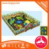 Simulatie van het Drijven van Labyrint van het Spel van de Speelplaats van de School het Binnen Zachte voor Jonge geitjes