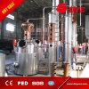 el Ce del equipo de la destilación del ron del brandy del whisky de la chaqueta del vapor 500L aprobó