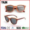 2017 New Design High End Unisex Polarized Red Sandalwood Óculos de sol