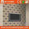 Papel de empapelar impermeable del proyecto del PVC con las muestras