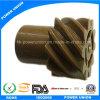 Nylon-Plastikschneckenschraubenartiges Fahrwerk der einspritzung-PA66