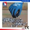 Нитрил покрыл Nylon датчик 18 перчаток для обслуживания точности механически