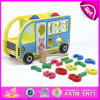2016 Wooden brandnew Car Toy, Educational Wooden Toy Car, DIY Wooden Car Toy, Preschool Wooden Car Toy para Baby W04A213