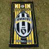 Tovagliolo di spiaggia di promozione di Microfiber del randello di gioco del calcio di Juventus