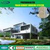 Nuevas casas prefabricadas Suráfrica de la pequeña casa confeccionada del envase