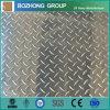 Bonne qualité 6063 plaque à damier en aluminium