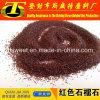 赤茶色のガーネット80網の高品質のガーネット砂