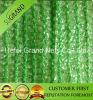 Rede verde de cultivo agricultural da máscara de Sun do telhado do HDPE para a estufa