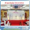 De pijp en drapeert de Decoratie van de Tent van het Huwelijk van de Partij