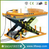 table élévatrice de ciseaux hydrauliques de 1ton 2.5ton 3ton