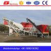 Usine concrète mobile en lots Yhzs25 à vendre effectué en Chine