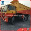 10~20ton/8~10cbm Used前部Lift Dumping日本PF6 Engine 6*4-LHD-Drive手動Transform日産Ud Dump Truck