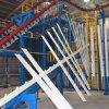 Linha de pulverização do pó vertical automático