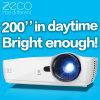 2015 de Nieuwste Projector van het Bureau met 1280*800- Resolutie