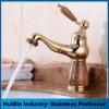 Populärer antiker Messingbassin-Hahn-Mischer-Badezimmer-Wannen-Hahn