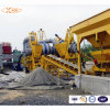 planta de mezcla móvil del asfalto de la mezcla caliente 10tph para la construcción de carreteras