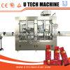 Máquina de embotellado de cristal profesional del acero inoxidable del diseñador