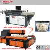 Máquina precio de fábrica CNC automática de acero Regla Bender