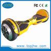 Neuer Entwurf der grelle 6.5 Zoll-elektrische Roller-Selbst, der Hoverboard mit LED patentiertem Entwurf balanciert
