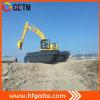 Q345b Steel Fabricated 15m Arm 24t Amphibious Excavator