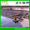 HDPE Geomembrance usato per la diga, la costruzione, lo stagno e la piscina