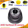 IR Varifocalのドーム1.3のMegapixel耐候性があるAhdのカメラ