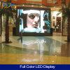 4500nit HD en verre transparent intérieure affichage LED