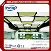Plafond décoratif incurvé suspendu de fibre de verre d'Affle pour la décoration de Commerial