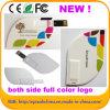 De volledige Aandrijving 8GB16GB32GB64GB van de Flits van de Creditcard USB van het Blad van de Kleur (EC027)