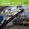Doble etapa de presión máquina de cara PE plástico de granulación