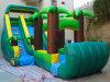 Grade commerciale Tropical Inflatable Slide per Kids (CYSL-582)