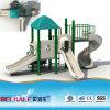 De plástico al aire libre equipos de juego para niños PP042