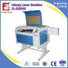 macchina per incidere del laser del CO2 60W 6040 per il Wristband del silicone, legno, acrilico