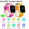 Intelligenter Kinder GPS-Uhr-Verfolger mit den sortierten Farben erhältlich (Y7)